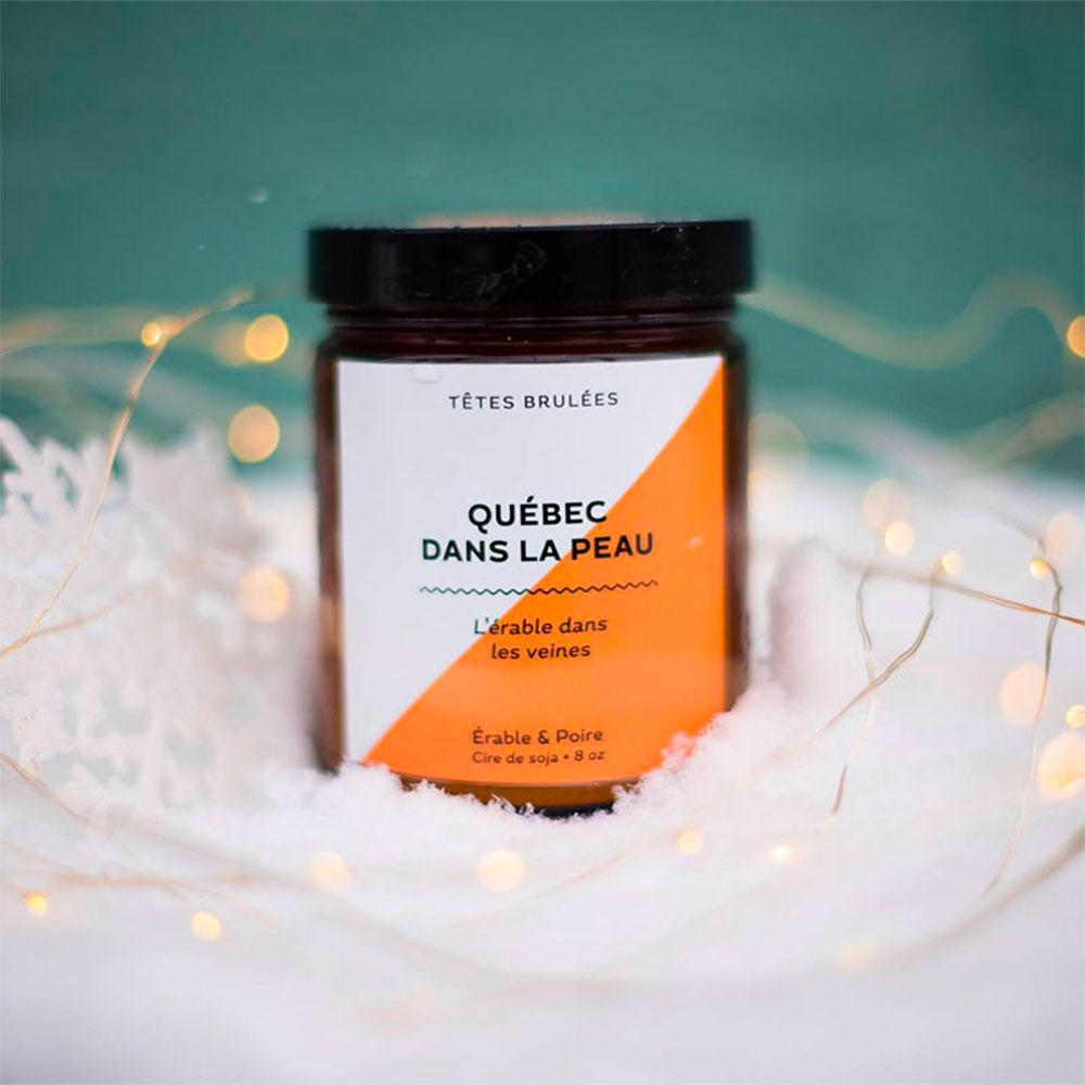 Cliquez ici pour acheter Bougie – Québec dans la peau