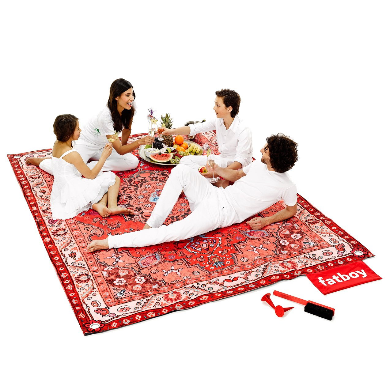 Cliquez ici pour acheter Couverture de picnic urbain