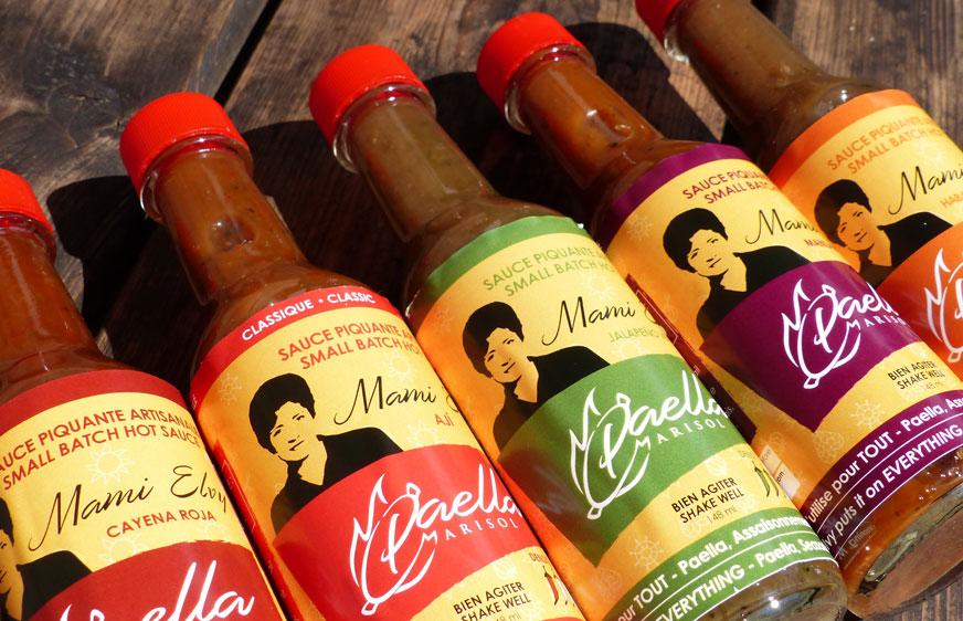 Cliquez ici pour acheter Sauce piquante Mami Elvy – Ensemble découverte