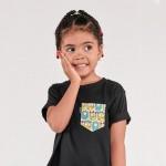 T-Shirt pour enfant - Choisis ta poche