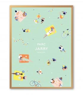Affiche – Parc Jarry