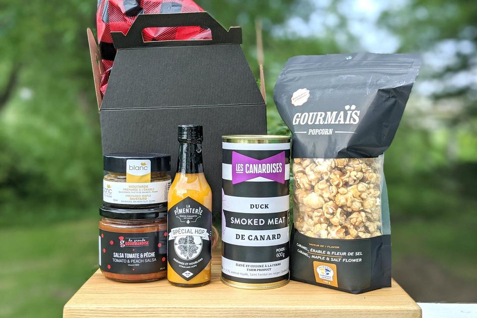 Cliquez ici pour acheter Pique-nique Gourmet québécois