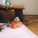 Bijoux durables - Boucles d'oreilles Sangatte