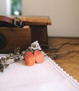 Bijoux durables – Boucles d'oreilles Sangatte
