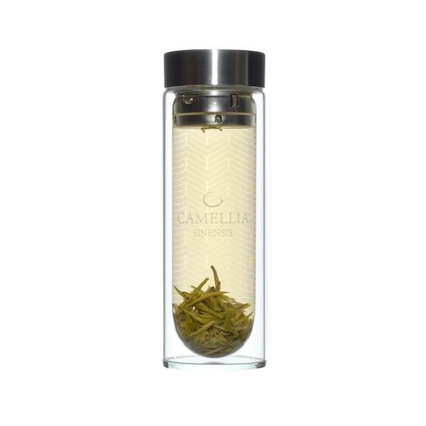 Cliquez ici pour acheter Bouteille à thé en verre