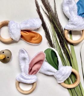 Jouet de dentition – Oreilles de biche