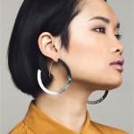 Bijoux durables - Boucles d'oreilles Ouroboros