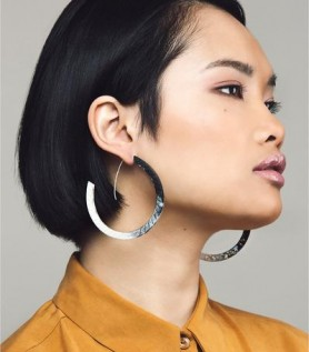 Bijoux durables – Boucles d'oreilles Ouroboros