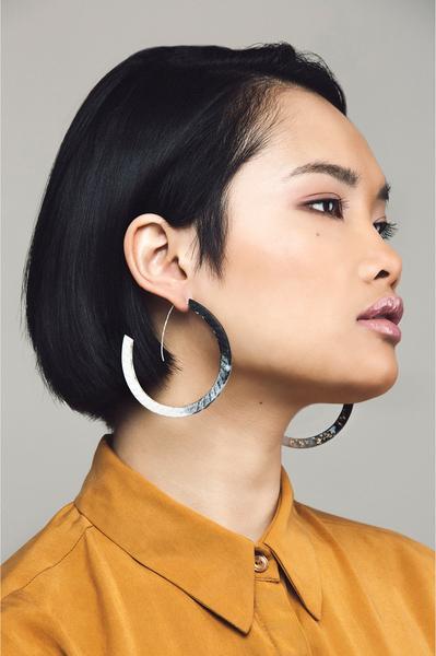 Cliquez ici pour acheter Bijoux durables – Boucles d'oreilles Ouroboros