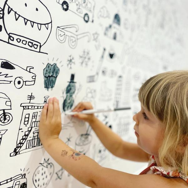 Cliquez ici pour acheter Affiche à colorier – Top Montréal
