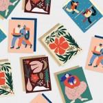 Carte de voeux - Paperole