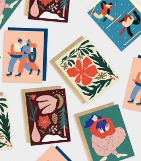 Carte de voeux – Paperole