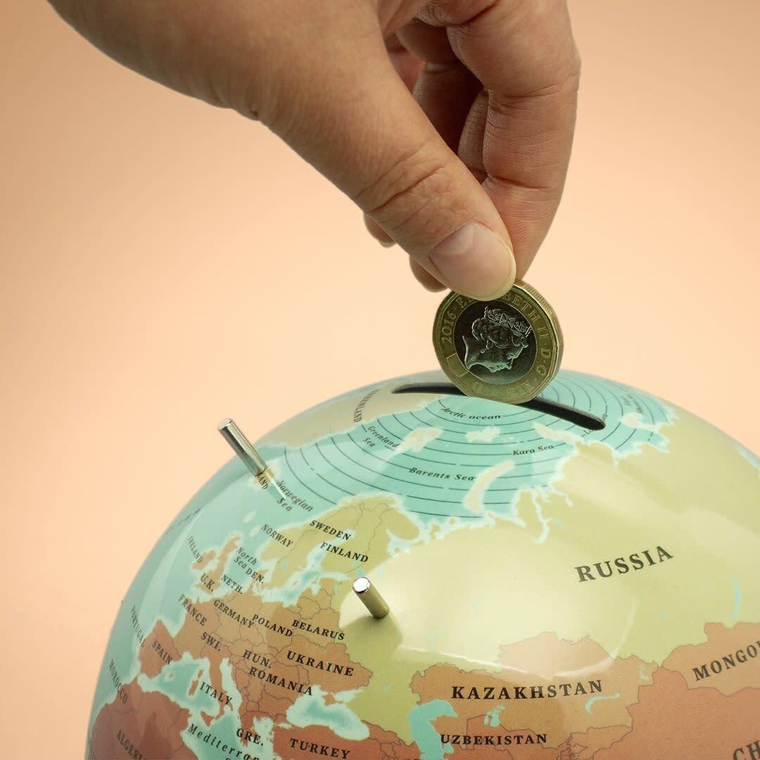 Cliquez ici pour acheter Tirelire – Économisez pour voyager