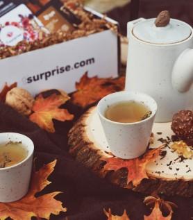 Boite de thé mensuelle T-Surprise