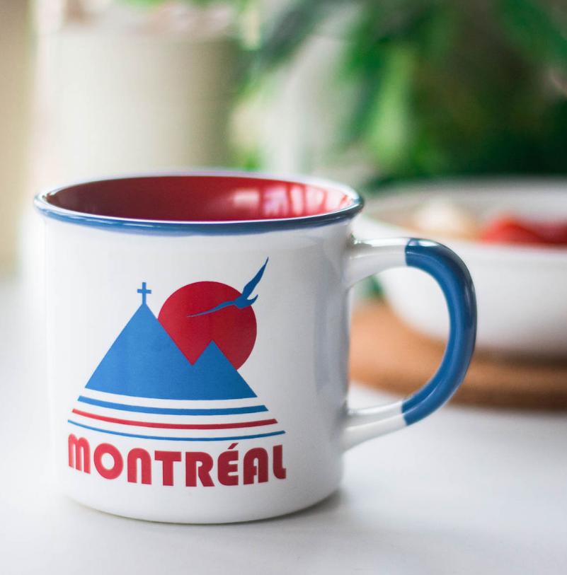 Cliquez ici pour acheter Tasse vintage Montréal