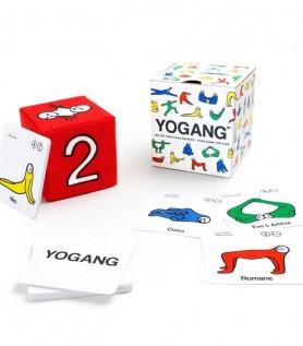 Jeu Yogang + carte de voeux + emballage