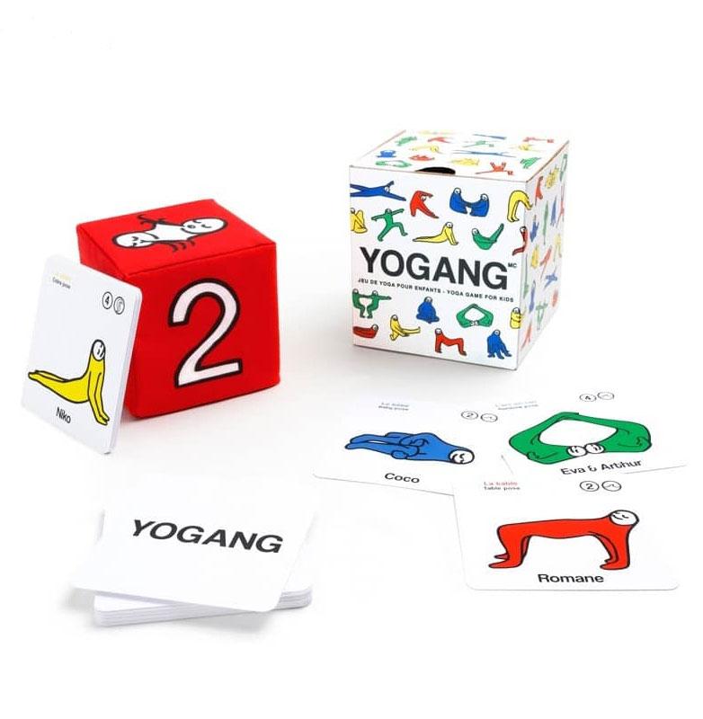 Cliquez ici pour acheter Jeu Yogang + carte de voeux + emballage