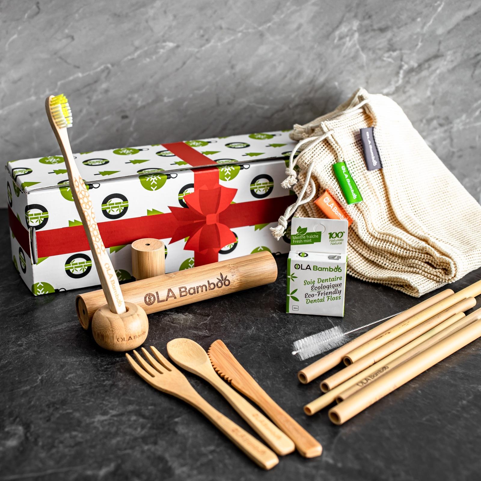 Cliquez ici pour acheter Boite Écologique de Noël pour tous