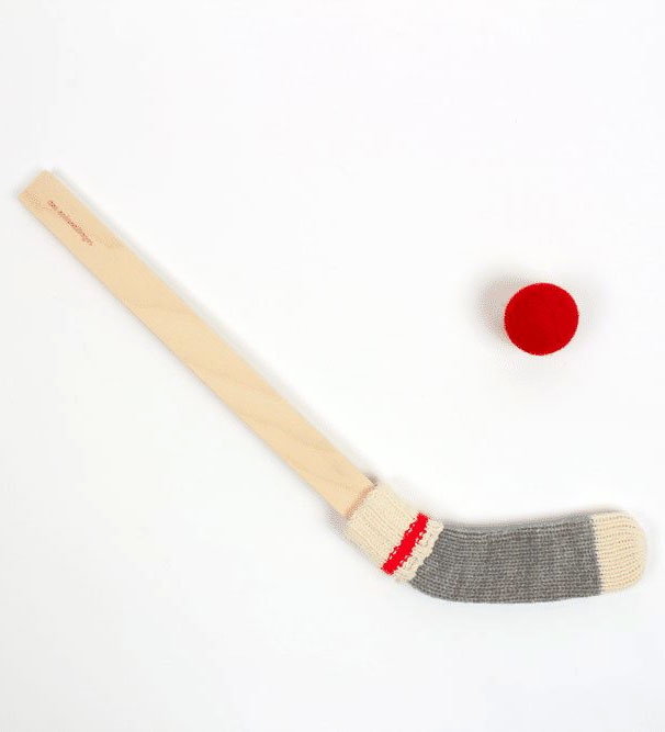 Cliquez ici pour acheter Mini bâton de hockey – Le Bûcheron
