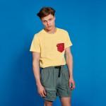 T-Shirt pour homme - Choisis ta poche
