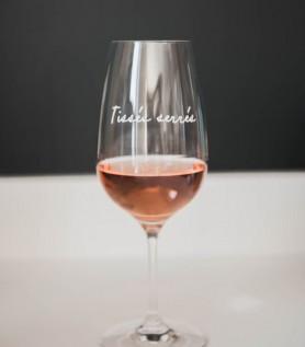 Verre à vin – Tissés serrés