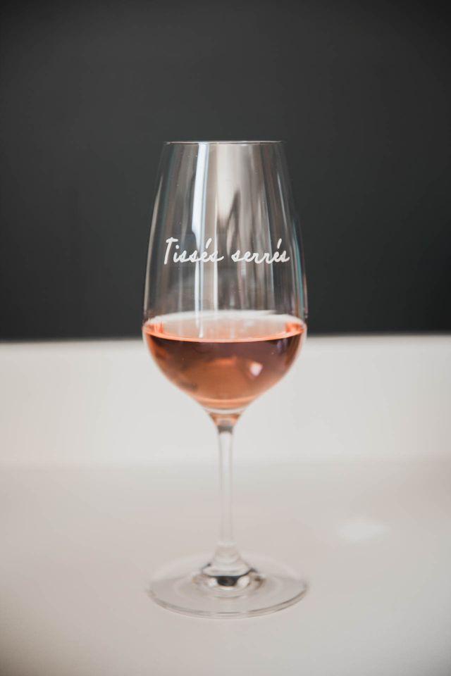 Cliquez ici pour acheter Verre à vin – Tissés serrés