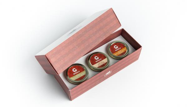 Cliquez ici pour acheter Coffret Canard Goulu – Passion Foie Gras