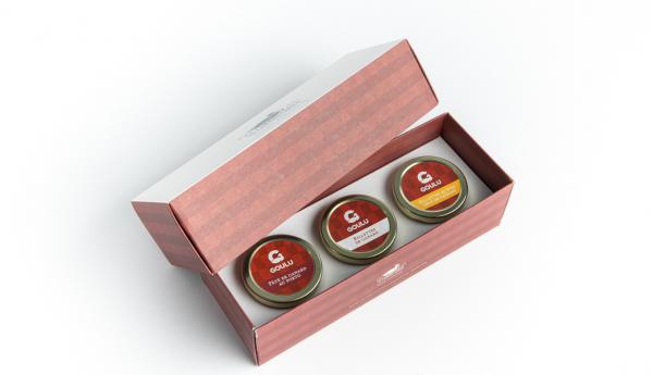 Cliquez ici pour acheter Coffret Canard Goulu – Le Classique