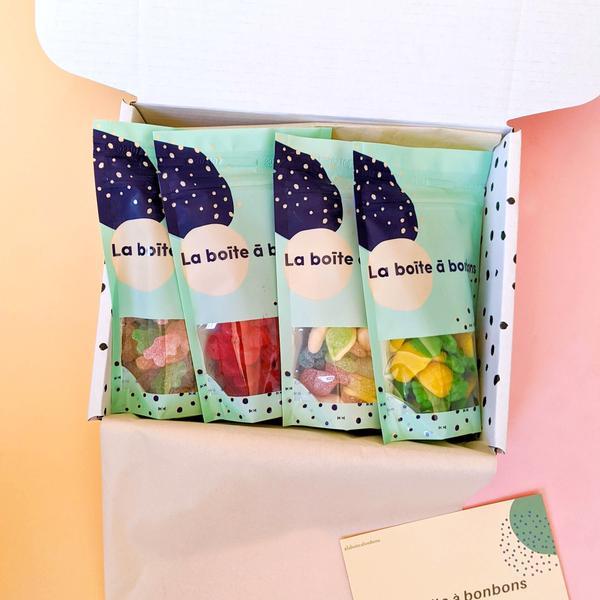 Cliquez ici pour acheter Offrez 1 boîte de bonbons en cadeau!
