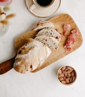 Déjeuner en cadeau – Mañana