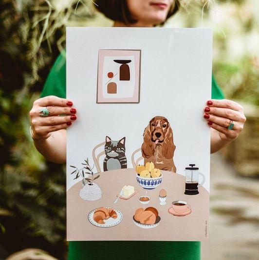 Cliquez ici pour acheter Affiche – Les petits bonheurs