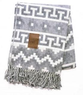 Couverture en laine d'alpaga – Nazca
