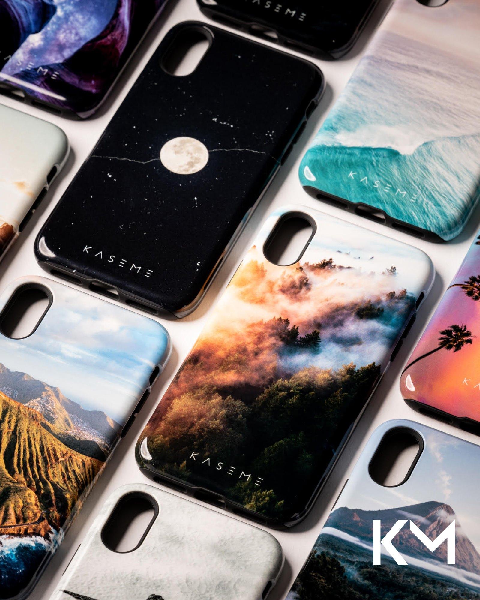 Cliquez ici pour acheter Étui protecteur pour téléphone – KaseMe