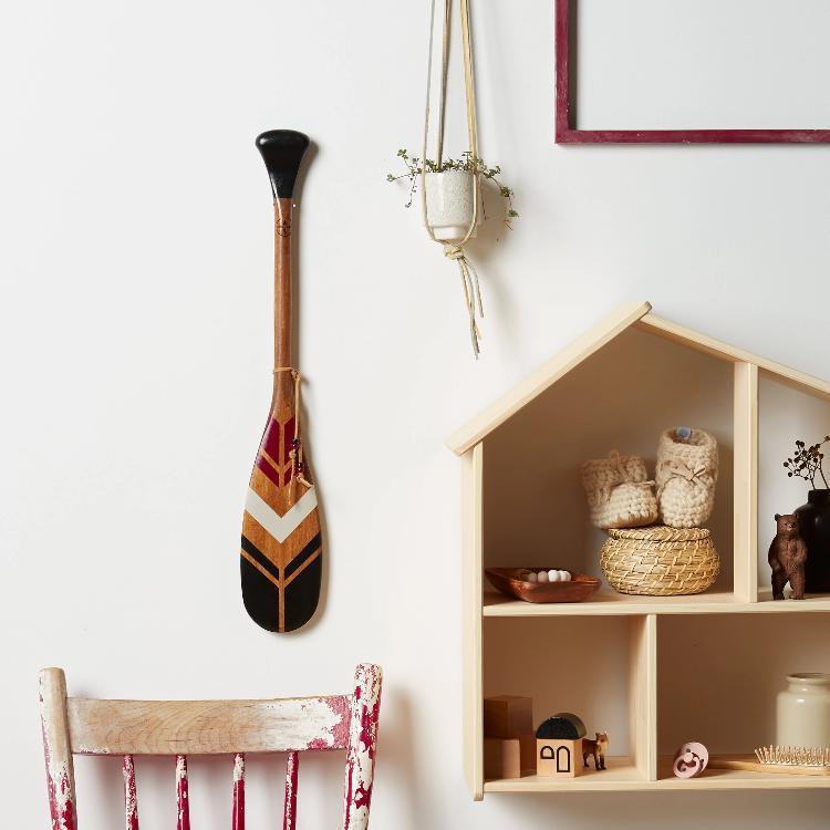 Cliquez ici pour acheter Mini pagaie décorative Onquata – L'Aurore