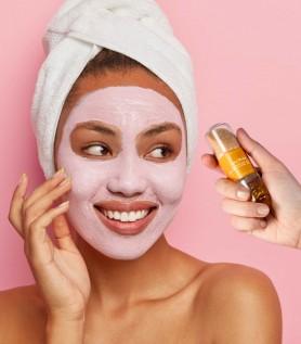 Kit de masques beauté bio soins personnels