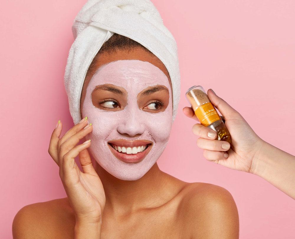 Cliquez ici pour acheter Kit de masques beauté bio soins personnels