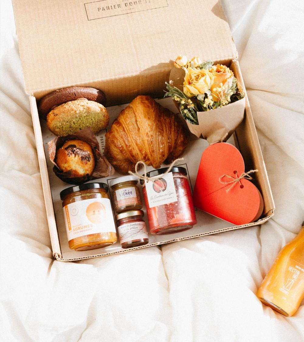 Cliquez ici pour acheter Déjeuner en cadeau – Dose d'amour