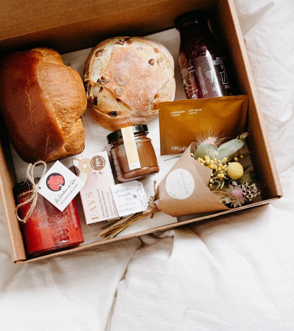 Cliquez ici pour acheter Déjeuner en cadeau – Ô pains