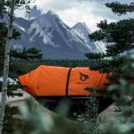 Tente-hamac Owly Packs - Orange