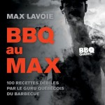 Livre BBQ au MAX
