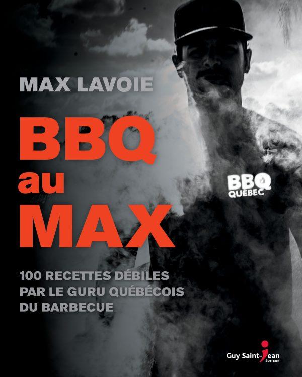 Cliquez ici pour acheter Livre BBQ au MAX