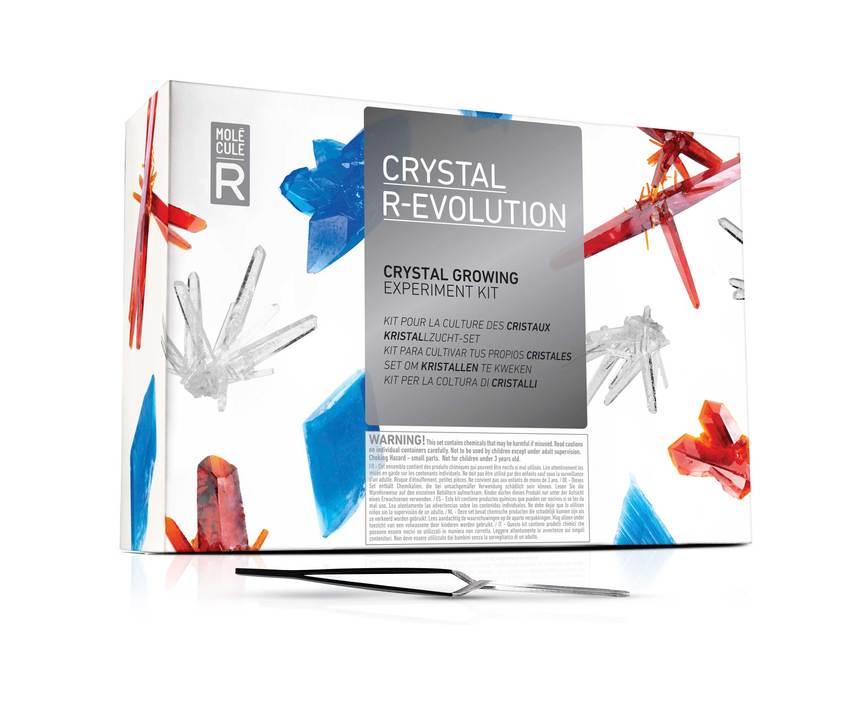 Cliquez ici pour acheter Culture de cristaux R-Évolution