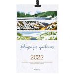 Calendrier 2022 - Paysages québécois