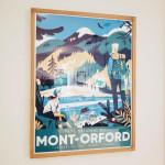 Illustration - Parc National du Mont-Orford