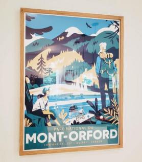 Illustration – Parc National du Mont-Orford