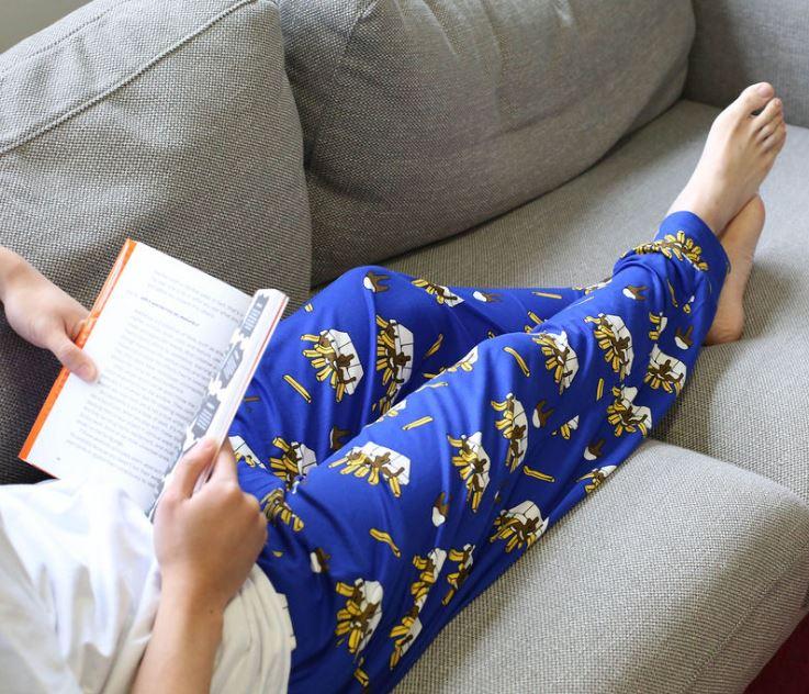 Cliquez ici pour acheter Pantalon pyjama – Poutine