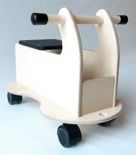 Scooter 360 en bois