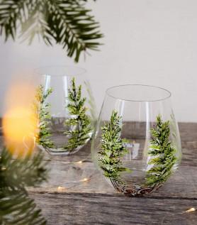 Duo de verres – Design boréal